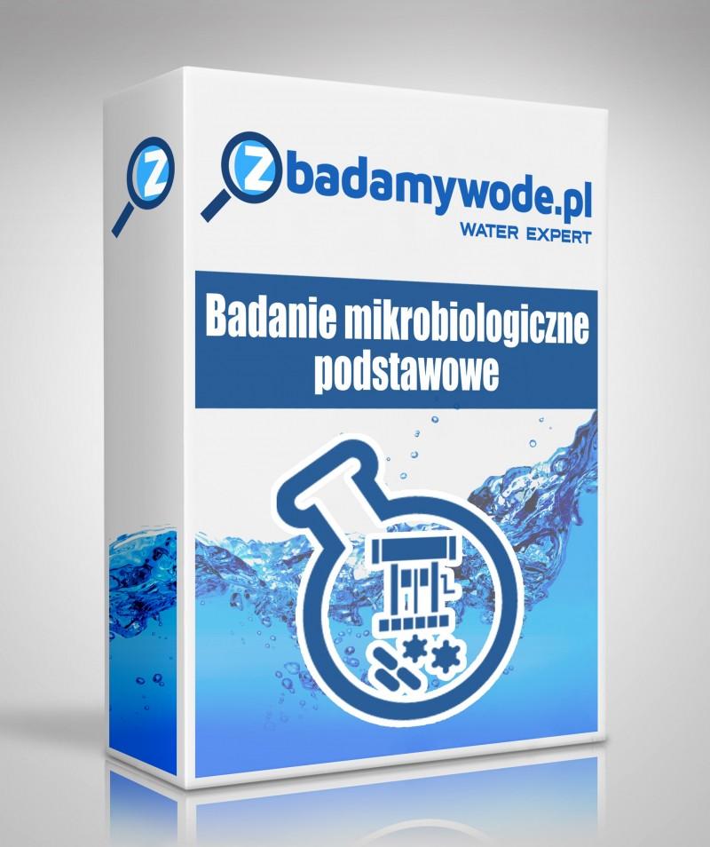 Badanie mikrobiologiczne podstawowe